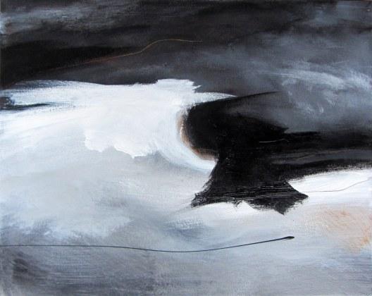 Paysage abstrait no.3